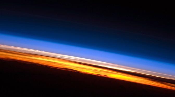 Las Capas de la atmósfera de la Tierra