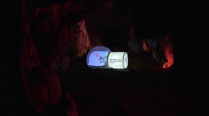 Astroland: un proyecto privado español para ensayar la vida en Marte
