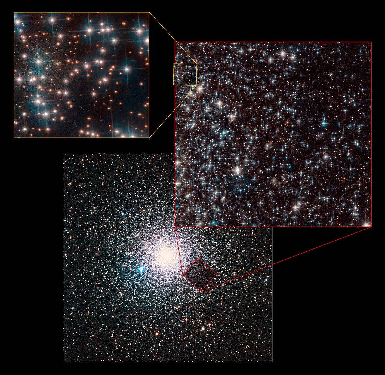 Un descubrimiento inesperado a través del cúmulo globular NGC 6752 –  UNIVERSO Blog