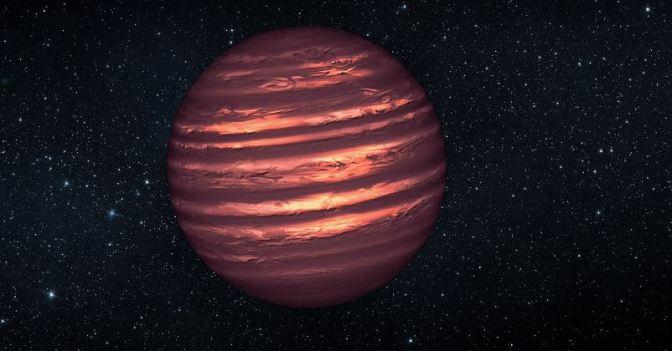 Enana marrón, ni es una estrella ni es un planeta…