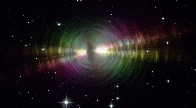 La impresionante Nebulosa del Huevo