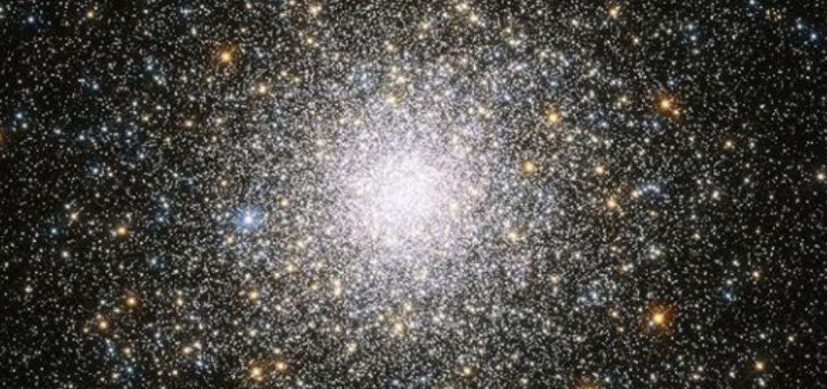 El cúmulo globular más brillante de la galaxia