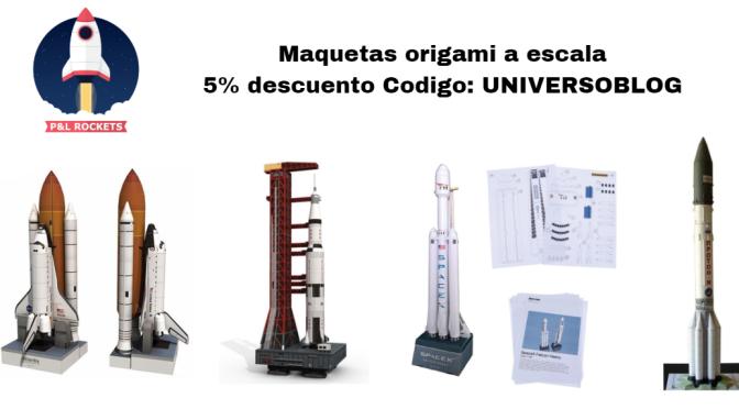 Maquetas de naves espaciales