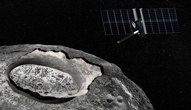 Psique el asteroide de hierro resto de un protoplaneta