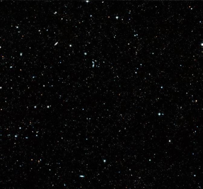 Campo Legado de Hubble: 265000 galaxias en una sola imagen
