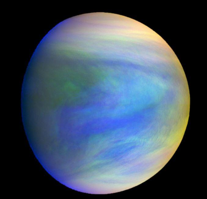 El regreso al planeta Venus