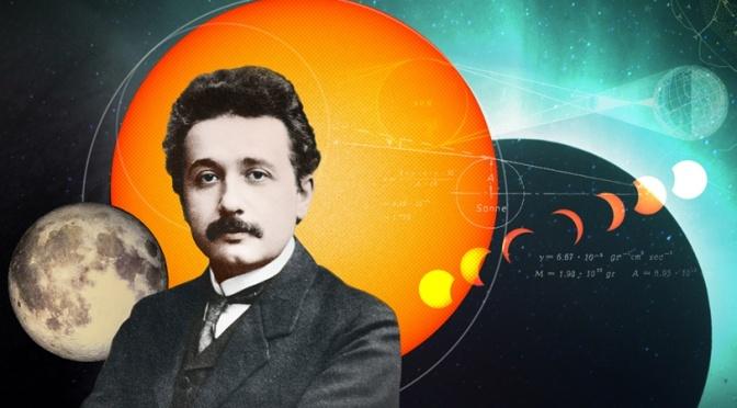 El eclipse de 1919 que demostró la teoría de la relatividad de Einstein