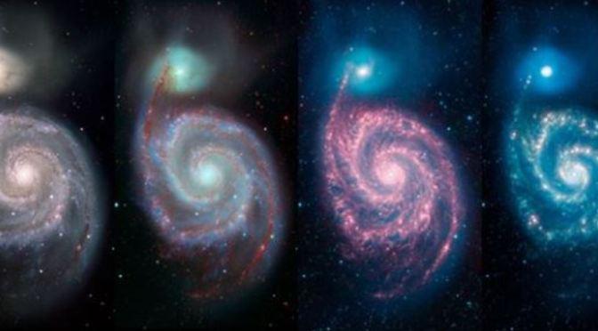 Desvelando los misterios de la galaxia m51