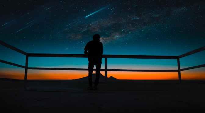 Preciosa doble lluvia de meteoros el 30 de julio