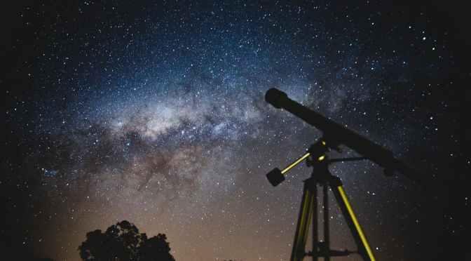 Galileo Galilei, el gran astrónomo