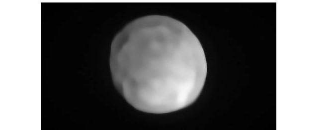 Hygiea: Un nuevo planeta enano en el sistema solar