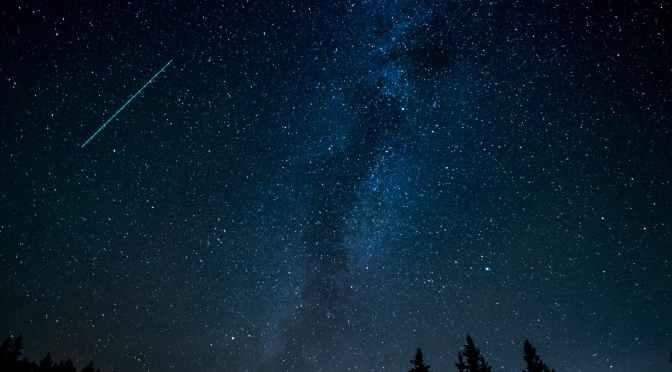 Posible alto estallido de actividad de estrellas fugaces el 22 de noviembre
