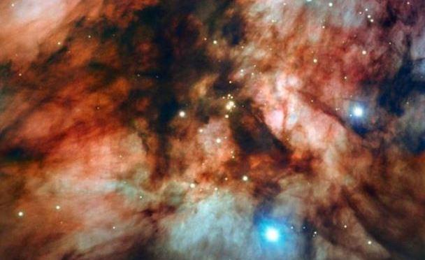 La zona de formación de estrellas más cercana al Sol