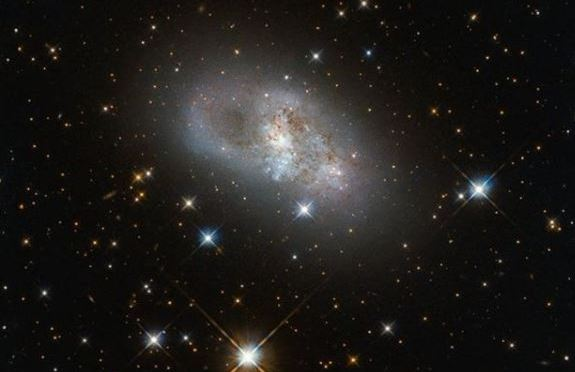 Bellezas del cosmos: La galaxia IC 4653