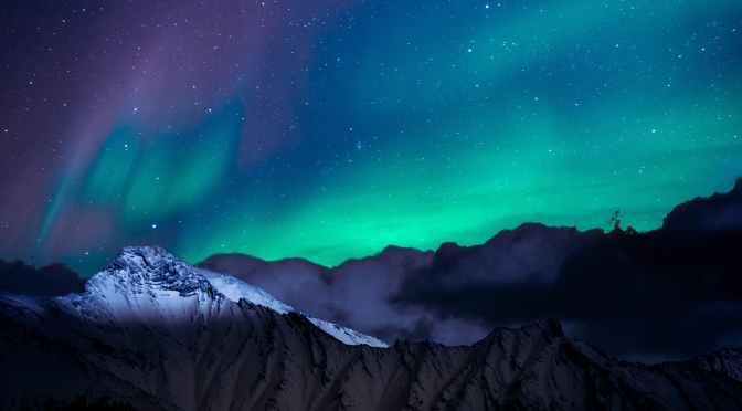 Llega el invierno al hemisferio norte y verano al hemisferio sur de la Tierra