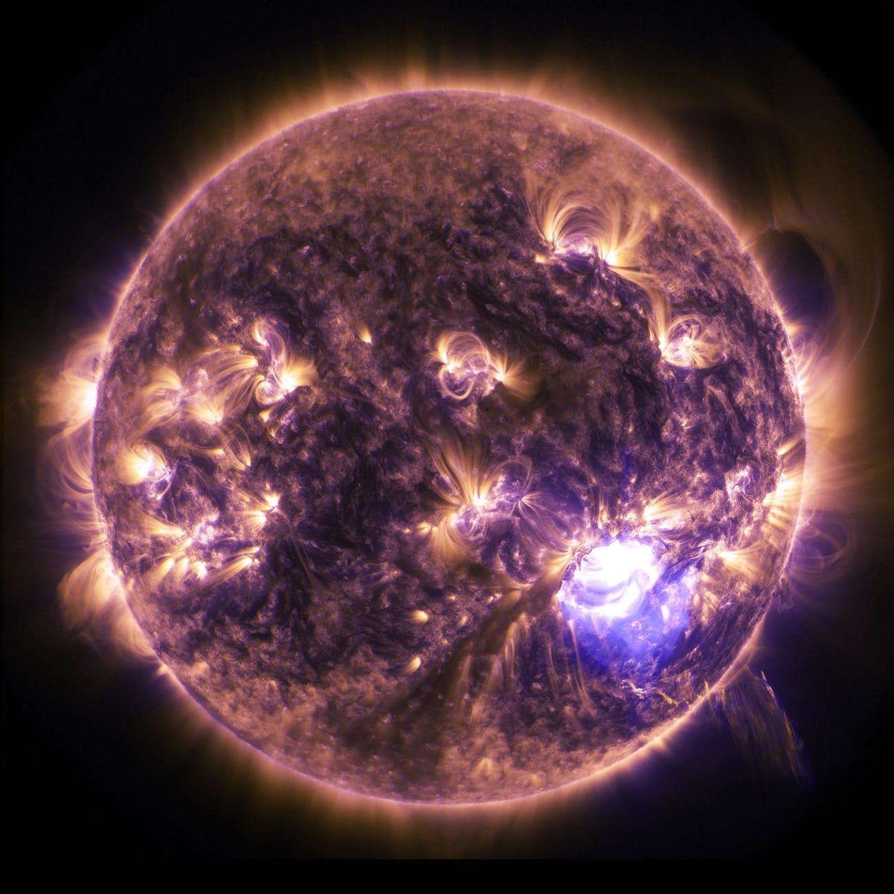 La sonda Parker de la NASA consigue adentrarse en el Sol