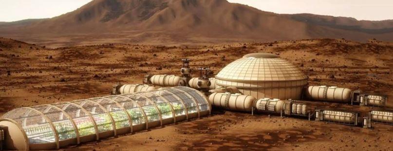 Otros confinamientos en la Tierra, prepararse para ir a Marte