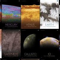 Espectaculares Pósters del Sistema Solar para descargar