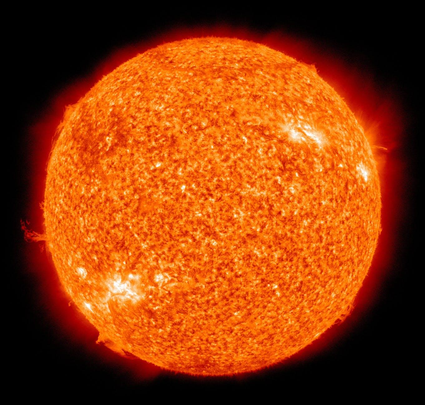 Los mínimos solares de nuestra estrella