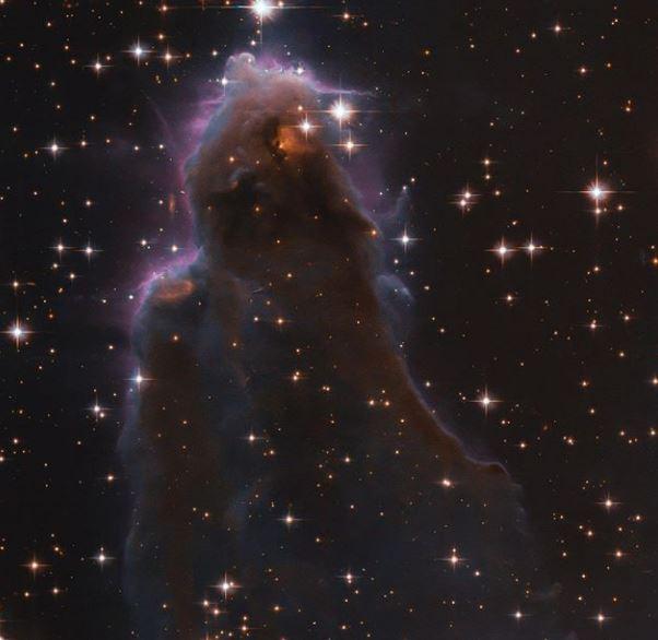 Los bellos viveros estelares