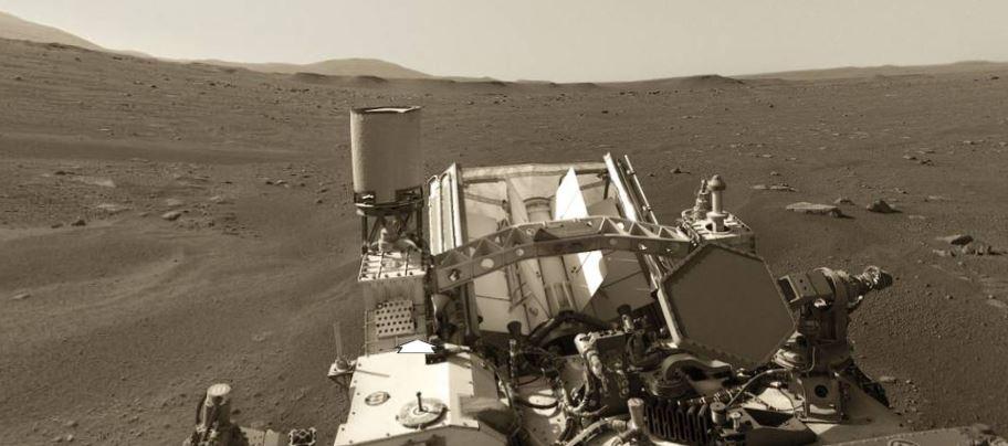 El primer vídeo 4k en 360º de Marte del rover Perseverance con sonidos reales de la superficie