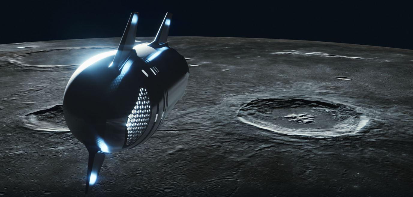 Un multimillonario japonés busca 8 voluntarios para el vuelo de SpaceX alrededor de la luna del 2023