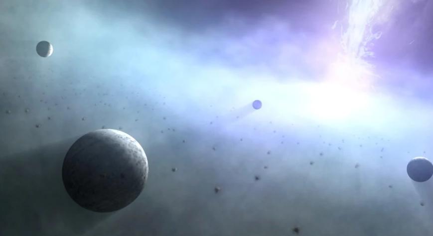 Otros objetos curiosos del Universo: Ploonet, Moonmoon y los Blanets