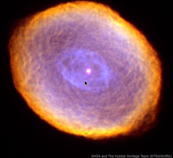 La impresionante Nebulosa del Espirógrafo