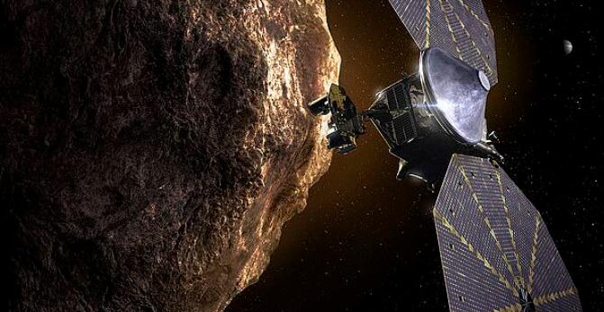 Una misión hacia los asteroides troyanos de Júpiter