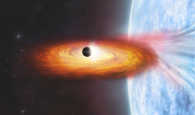 Observadas por primera vez evidencias de un planeta en otra galaxia