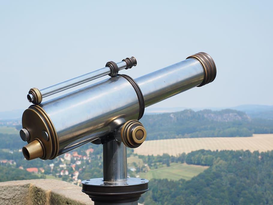 ¿Te has preguntado alguna vez cuántos tipos de telescopios existen?